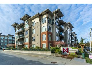 "Photo 1: 204 33538 MARSHALL Road in Abbotsford: Central Abbotsford Condo for sale in ""The Crossing"" : MLS®# R2248869"