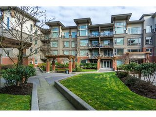 "Photo 2: 204 33538 MARSHALL Road in Abbotsford: Central Abbotsford Condo for sale in ""The Crossing"" : MLS®# R2248869"