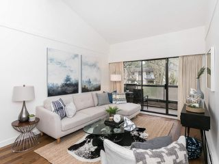 """Photo 3: 301 2190 W 7TH Avenue in Vancouver: Kitsilano Condo for sale in """"SUNSET WEST"""" (Vancouver West)  : MLS®# R2252526"""