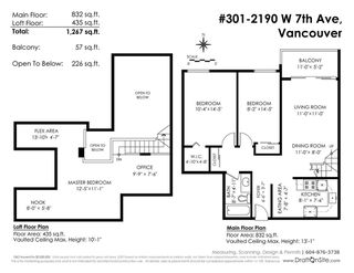 """Photo 20: 301 2190 W 7TH Avenue in Vancouver: Kitsilano Condo for sale in """"SUNSET WEST"""" (Vancouver West)  : MLS®# R2252526"""