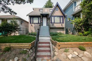 Photo 1: 1569 E 12TH Avenue in Vancouver: Grandview VE House for sale (Vancouver East)  : MLS®# R2257459