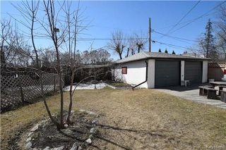 Photo 19: 834 Winnipeg Avenue in Winnipeg: Weston Residential for sale (5D)  : MLS®# 1809433