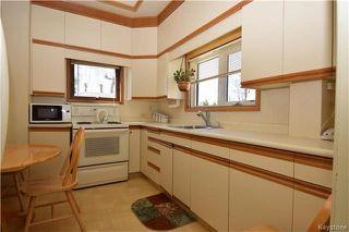 Photo 6: 834 Winnipeg Avenue in Winnipeg: Weston Residential for sale (5D)  : MLS®# 1809433