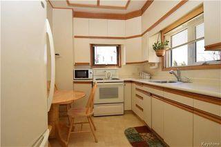 Photo 8: 834 Winnipeg Avenue in Winnipeg: Weston Residential for sale (5D)  : MLS®# 1809433