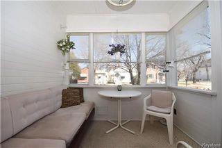 Photo 2: 834 Winnipeg Avenue in Winnipeg: Weston Residential for sale (5D)  : MLS®# 1809433