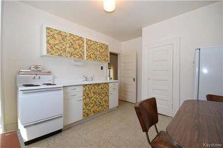 Photo 16: 834 Winnipeg Avenue in Winnipeg: Weston Residential for sale (5D)  : MLS®# 1809433