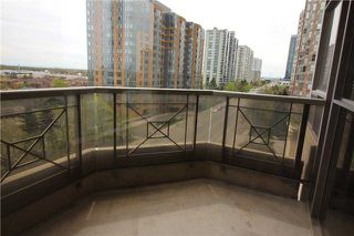 Photo 15: 615 3880 Duke Of York Boulevard in Mississauga: City Centre Condo for lease : MLS®# W4125854