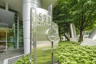 """Photo 19: 504 590 NICOLA Street in Vancouver: Coal Harbour Condo for sale in """"CASCINA"""" (Vancouver West)  : MLS®# R2278510"""