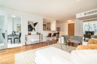 """Photo 4: 504 590 NICOLA Street in Vancouver: Coal Harbour Condo for sale in """"CASCINA"""" (Vancouver West)  : MLS®# R2278510"""