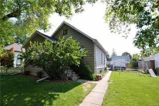 Photo 17: 375 Rutland Street in Winnipeg: St James Residential for sale (5E)  : MLS®# 1817002