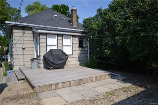 Photo 15: 375 Rutland Street in Winnipeg: St James Residential for sale (5E)  : MLS®# 1817002
