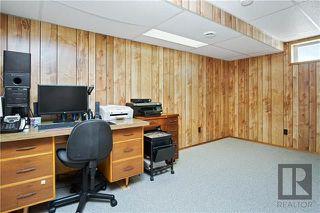 Photo 18: 10 Bonnydoon Place in Winnipeg: Valley Gardens Residential for sale (3E)  : MLS®# 1822779