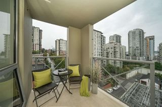 """Photo 12: 801 850 ROYAL Avenue in New Westminster: Downtown NW Condo for sale in """"THE ROYALTON"""" : MLS®# R2304317"""
