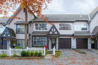 "Main Photo: 77 12099 237 Street in Maple Ridge: East Central Townhouse for sale in ""Gabriola"" : MLS®# R2318626"