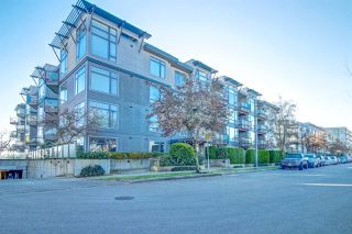 "Main Photo: 402 14100 RIVERPORT Way in Richmond: East Richmond Condo for sale in ""WATERSTONE PIER"" : MLS®# R2326297"