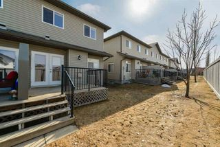 Photo 28: 42 9511 102 Avenue: Morinville House Half Duplex for sale : MLS®# E4138220