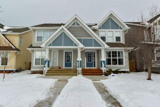 Main Photo: 7026 21A Avenue SW in Edmonton: Zone 53 House Half Duplex for sale : MLS®# E4139268