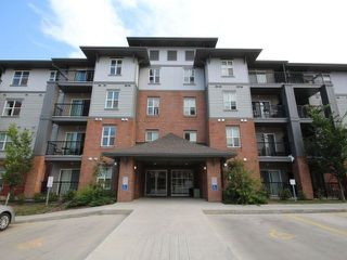 Main Photo: 402 667 Watt Boulevard in Edmonton: Zone 53 Condo for sale : MLS®# E4139502