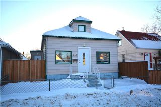 Main Photo: 442 Washington Avenue in Winnipeg: East Kildonan Residential for sale (3A)  : MLS®# 1901649