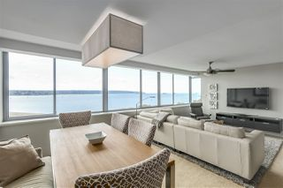 "Main Photo: 802 1835 MORTON Avenue in Vancouver: West End VW Condo for sale in ""Ocean Towers"" (Vancouver West)  : MLS®# R2343293"