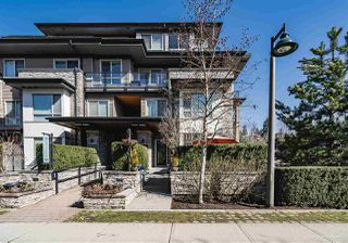 "Main Photo: 101 7488 BYRNEPARK Walk in Burnaby: South Slope Townhouse for sale in ""GREEN"" (Burnaby South)  : MLS®# R2350013"