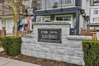 Photo 20: 63 7156 144 Street in Surrey: East Newton Townhouse for sale : MLS®# R2357612