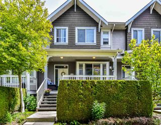 """Main Photo: 40 5999 ANDREWS Road in Richmond: Steveston South Townhouse for sale in """"RIVERWIND"""" : MLS®# R2367977"""