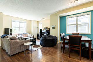 Photo 2: 44 655 WATT Boulevard in Edmonton: Zone 53 Townhouse for sale : MLS®# E4159215