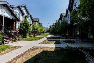 Photo 25: 44 655 WATT Boulevard in Edmonton: Zone 53 Townhouse for sale : MLS®# E4159215