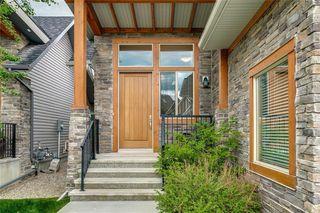 Photo 2: 71 CORTINA Villa SW in Calgary: Springbank Hill Semi Detached for sale : MLS®# C4253496