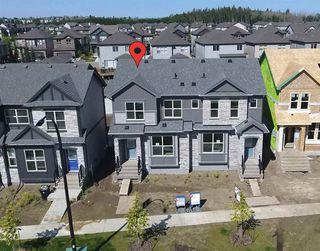 Photo 1: 395 Pioneer Road: Spruce Grove House Half Duplex for sale : MLS®# E4165446