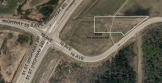 Photo 2: 2550 16 Avenue in Cold Lake: Land Commercial for sale : MLS®# E4165817