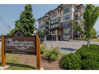 """Main Photo: 401 9130 CORBOULD Street in Chilliwack: Chilliwack W Young-Well Condo for sale in """"THE LEXINGTON"""" : MLS®# R2419596"""