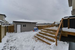Photo 36: 35 BRICKYARD Drive: Stony Plain House for sale : MLS®# E4184650