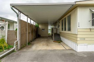 "Photo 2: 119 201 CAYER Street in Coquitlam: Maillardville Manufactured Home for sale in ""WILDWOOD PARK"" : MLS®# R2435330"