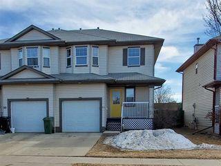 Photo 1: 85 WESTWOOD Lane: Fort Saskatchewan House Half Duplex for sale : MLS®# E4194595