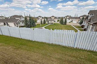 Photo 34: 12 65 CRANFORD Drive: Sherwood Park House Half Duplex for sale : MLS®# E4197431