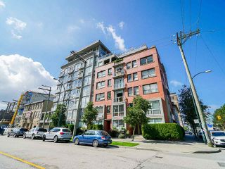 Photo 1: 508 919 STATION Street in Vancouver: Strathcona Condo for sale (Vancouver East)  : MLS®# R2489831
