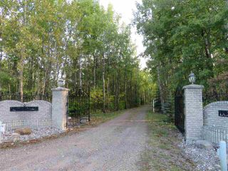 Main Photo: 73 51248 RGE RD 231: Rural Strathcona County House for sale : MLS®# E4215158