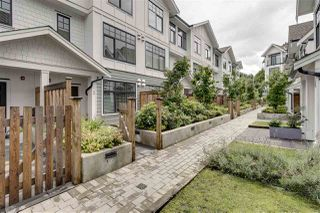 "Main Photo: 5 5188 SAVILE Row in Burnaby: Burnaby Lake Townhouse for sale in ""SAVILE ROW"" (Burnaby South)  : MLS®# R2501299"