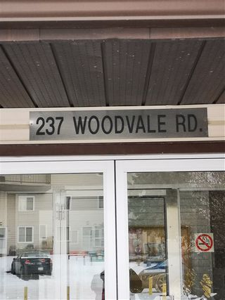 Photo 1: 114 237 WOODVALE Road W in Edmonton: Zone 29 Condo for sale : MLS®# E4216317