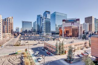 Photo 25: 701 738 1 Avenue SW in Calgary: Eau Claire Apartment for sale : MLS®# A1043856