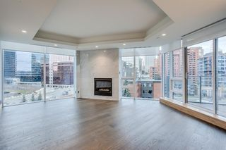 Photo 7: 701 738 1 Avenue SW in Calgary: Eau Claire Apartment for sale : MLS®# A1043856