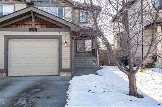 Photo 1: 279 SUMMERTON Crescent: Sherwood Park House Half Duplex for sale : MLS®# E4223744