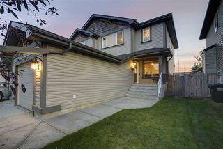 Photo 38: 279 SUMMERTON Crescent: Sherwood Park House Half Duplex for sale : MLS®# E4223744