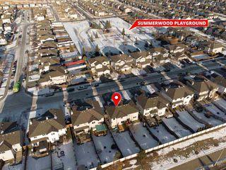 Photo 36: 279 SUMMERTON Crescent: Sherwood Park House Half Duplex for sale : MLS®# E4223744