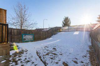 Photo 29: 279 SUMMERTON Crescent: Sherwood Park House Half Duplex for sale : MLS®# E4223744
