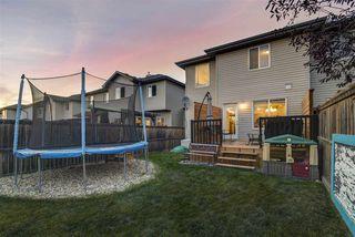 Photo 39: 279 SUMMERTON Crescent: Sherwood Park House Half Duplex for sale : MLS®# E4223744