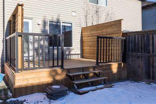 Photo 28: 279 SUMMERTON Crescent: Sherwood Park House Half Duplex for sale : MLS®# E4223744