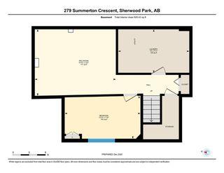 Photo 44: 279 SUMMERTON Crescent: Sherwood Park House Half Duplex for sale : MLS®# E4223744